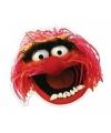 Animal Muppetshow masker van karton