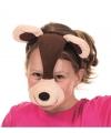 Beren verkleed maskers