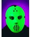 Lichtgevend hockey masker