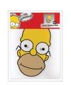 Homer Simpson karton masker