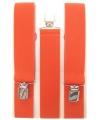 Oranje carnavals bretel